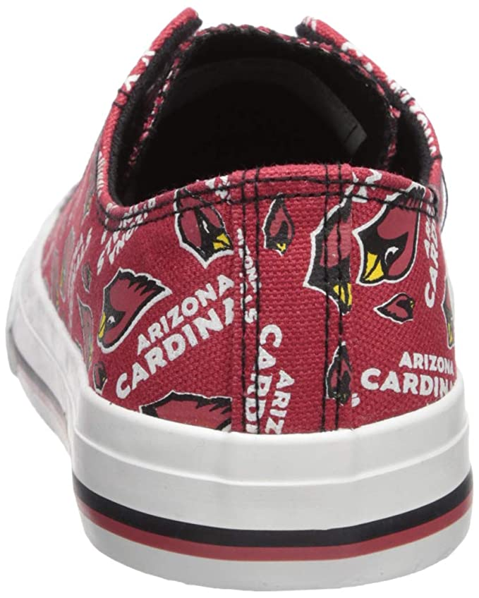 Amazon.com   FOCO NFL Womens Low Top Repeat Print Canvas Shoes   Sports    Outdoors aead7337d