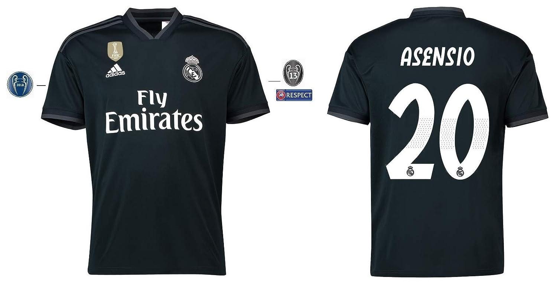 Real Madrid Trikot Kinder 2018-2019 Away UCL - Asensio 20