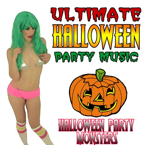 Ultimate Halloween Party Music [Clean] ()