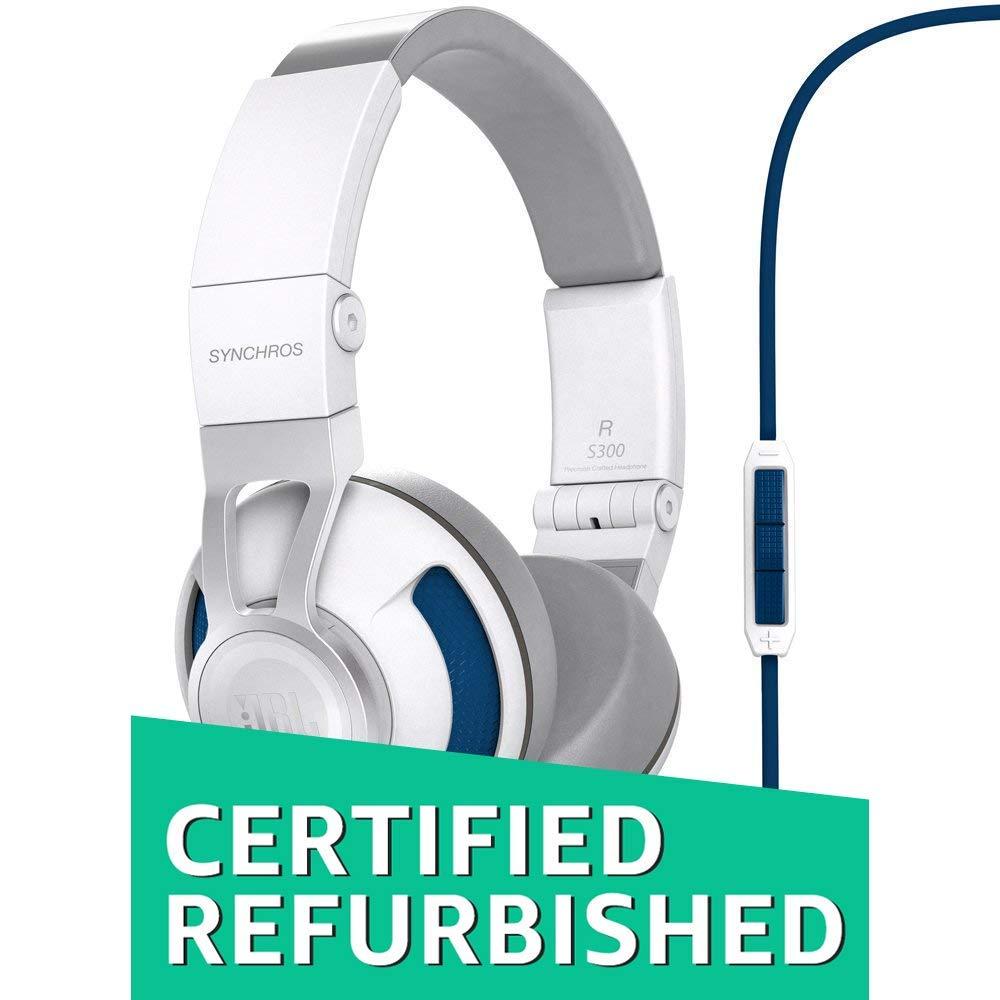 47ccf4ae9bb JBL Synchros S30i Premium On-Ear PureBass Headphone: Amazon.in: Electronics