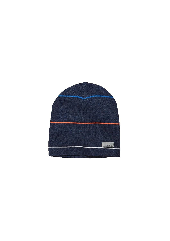 eaf4955b774 s.Oliver Boy s mit Logopatch Full Striped Hat