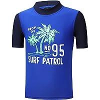 PHIBEE Niños Camiseta De Protección contra Erupciones De