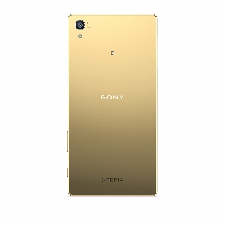 sony xperia z5 premium gold. amazon.com: sony xperia z5 premium dual e6883 5.5\ gold x