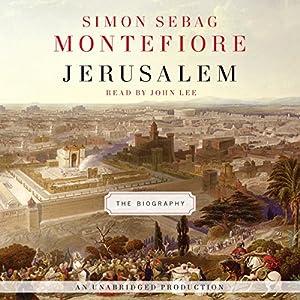 Jerusalem Hörbuch