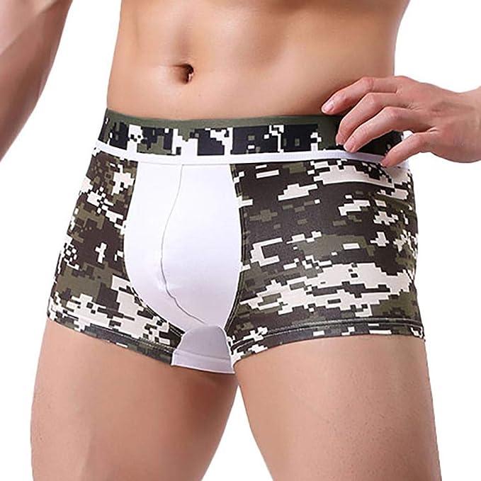 Calzoncillos Algodón Bóxers Hombre, BBestseller Pantalones Cortos Braga Briefs Ropa Interior Underwear Shorts