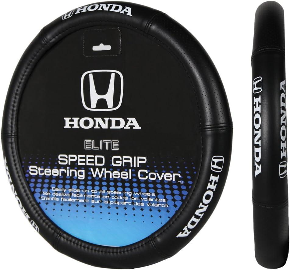 Plasticolor 006732R01 Elite Series Speed Grip 'Honda' Steering Wheel Cover: Automotive