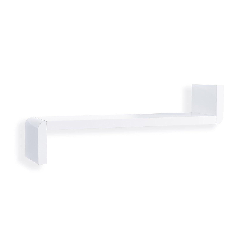 Alondra H561-G2300 - Balda-estante infantil modular, grande, color blanco brillo