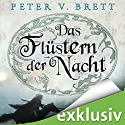 Das Flüstern der Nacht (Demon Zyklus 2) Audiobook by Peter V. Brett Narrated by Jürgen Holdorf