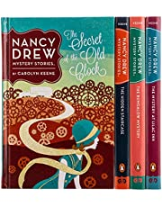 Nancy Drew Mystery Stories Books 1-4 (Boxed Set)