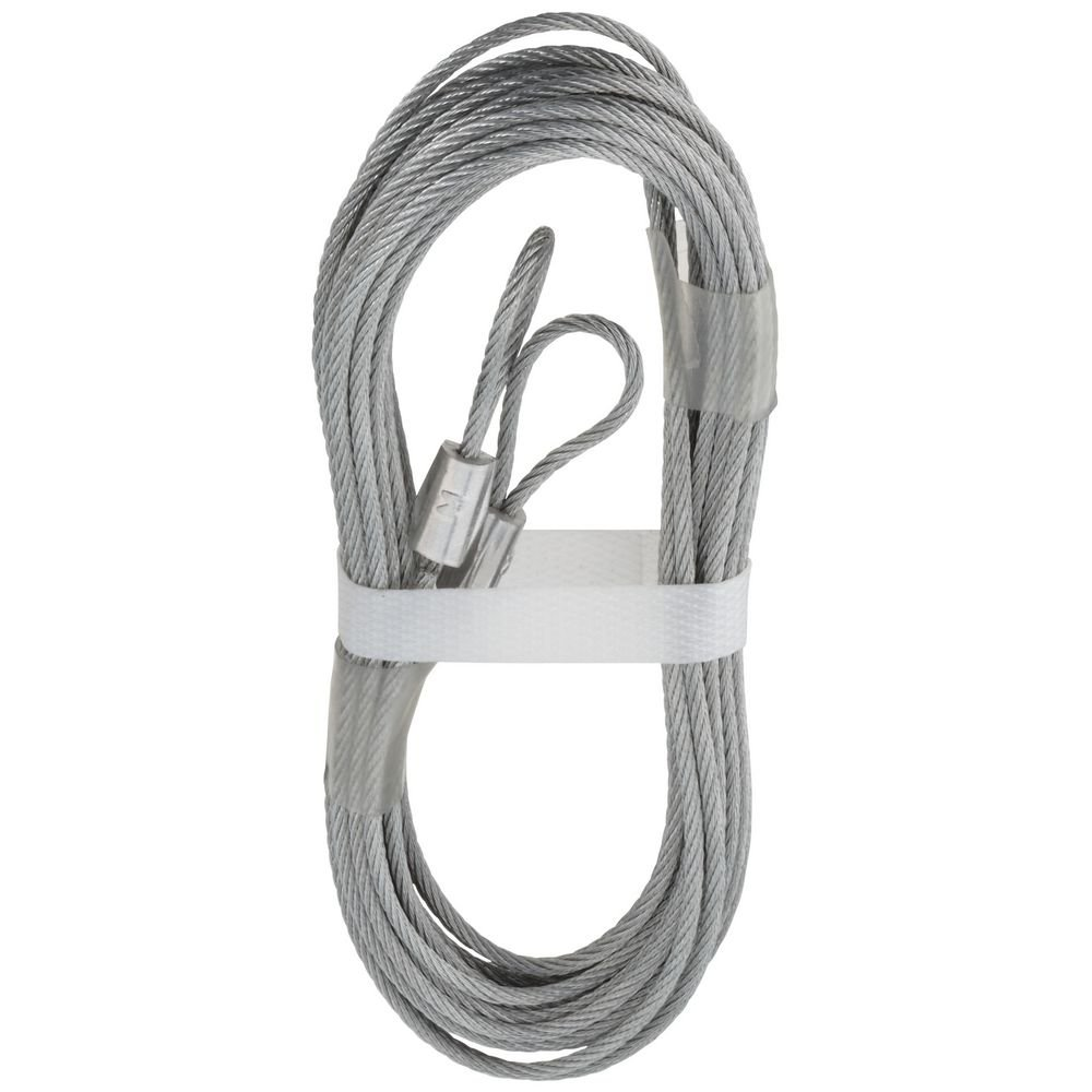 National Hardware N280-297 V7617 Extension Spring Lift Cables in Galvanized, 2 pack
