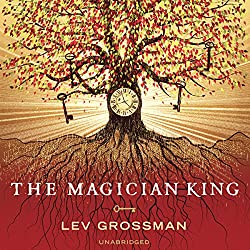 The Magician King, Book 2