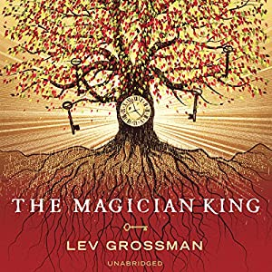 The Magician King, Book 2 Audiobook
