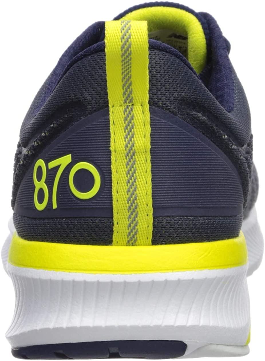 NEW BALANCE M870 Running NBX Light Stability, Zapatillas para Correr para Hombre: New Balance: Amazon.es: Zapatos y complementos