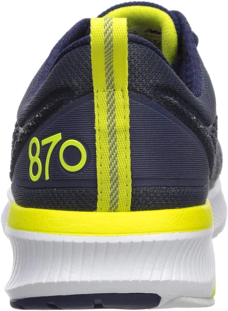 New Balance 870v5 Zapatillas para Correr (2E Width) - SS20-40.5 ...