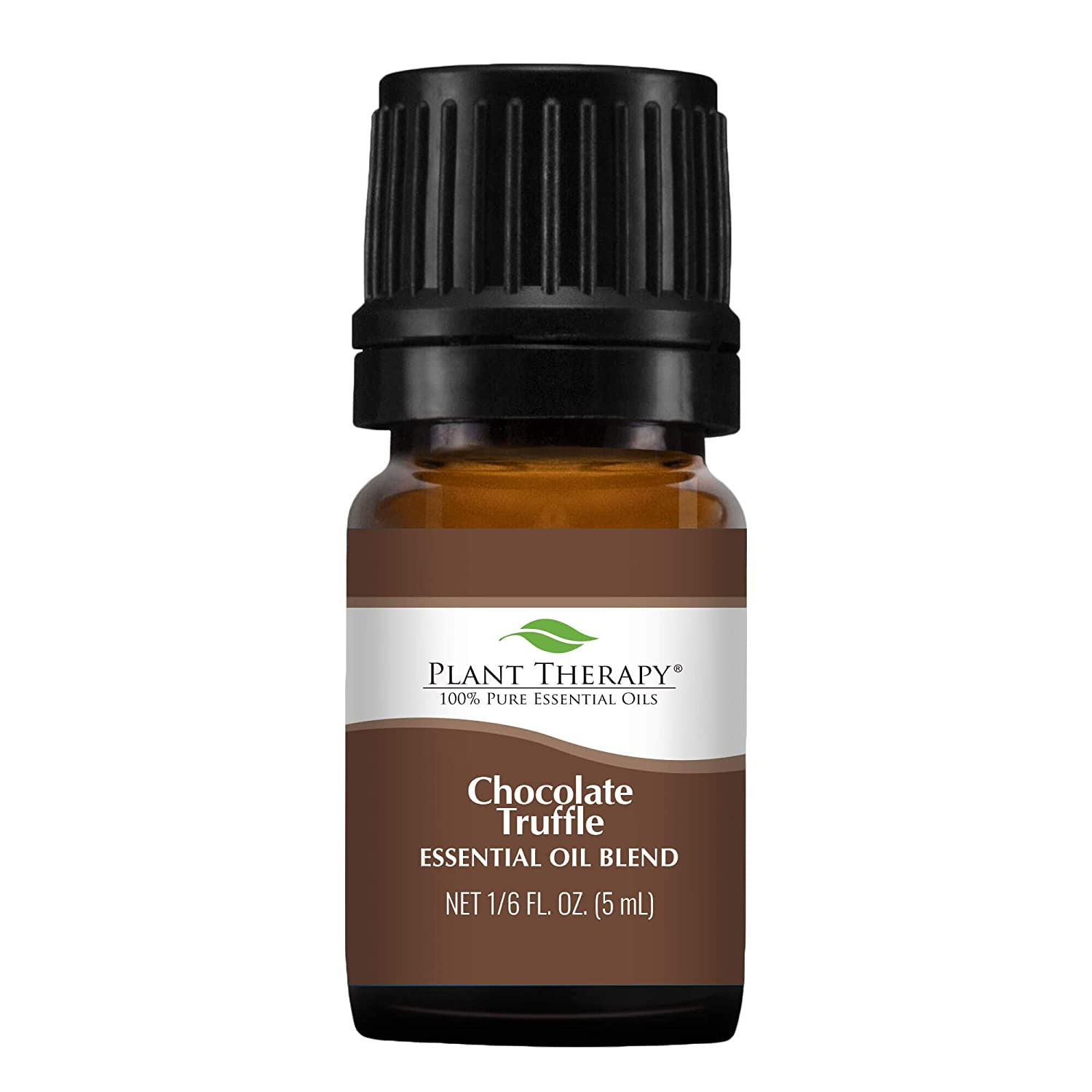 Plant Therapy Chocolate Truffle Essential Oil Blend 5 mL (1/6 oz) 100% Pure, Undiluted, Therapeutic Grade
