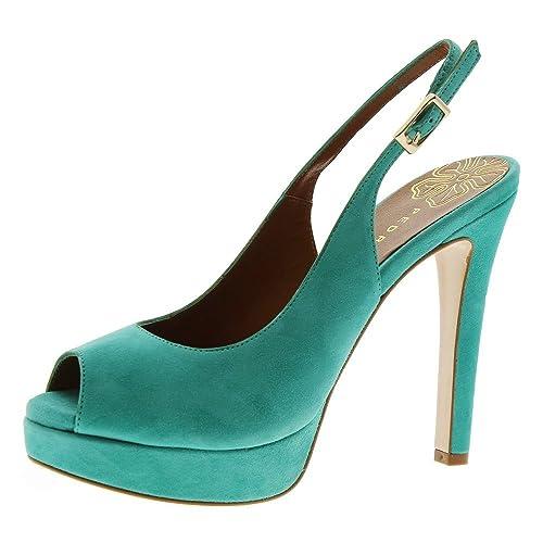 76c5ea4c Zapatos Mujer Salones Peep_Toes Pedro Miralles 18801 Agua Marina 37:  Amazon.es: Zapatos y complementos