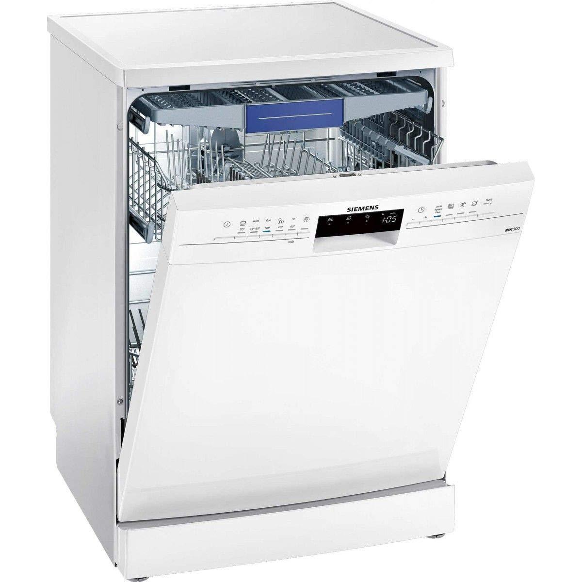 Siemens iQ300 SN236W02KE lavavajilla Independiente 13 cubiertos A ...