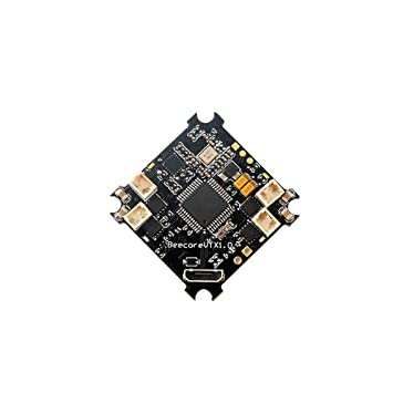 Beecore VTXF3 Controlador de Vuelo Cepillado con dron OSD de 25 MW ...