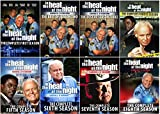 In The Heat of the Night: The Series Collector's Edition – The Best of all 8 Seasons – 34 DVDs – 119 Episodes