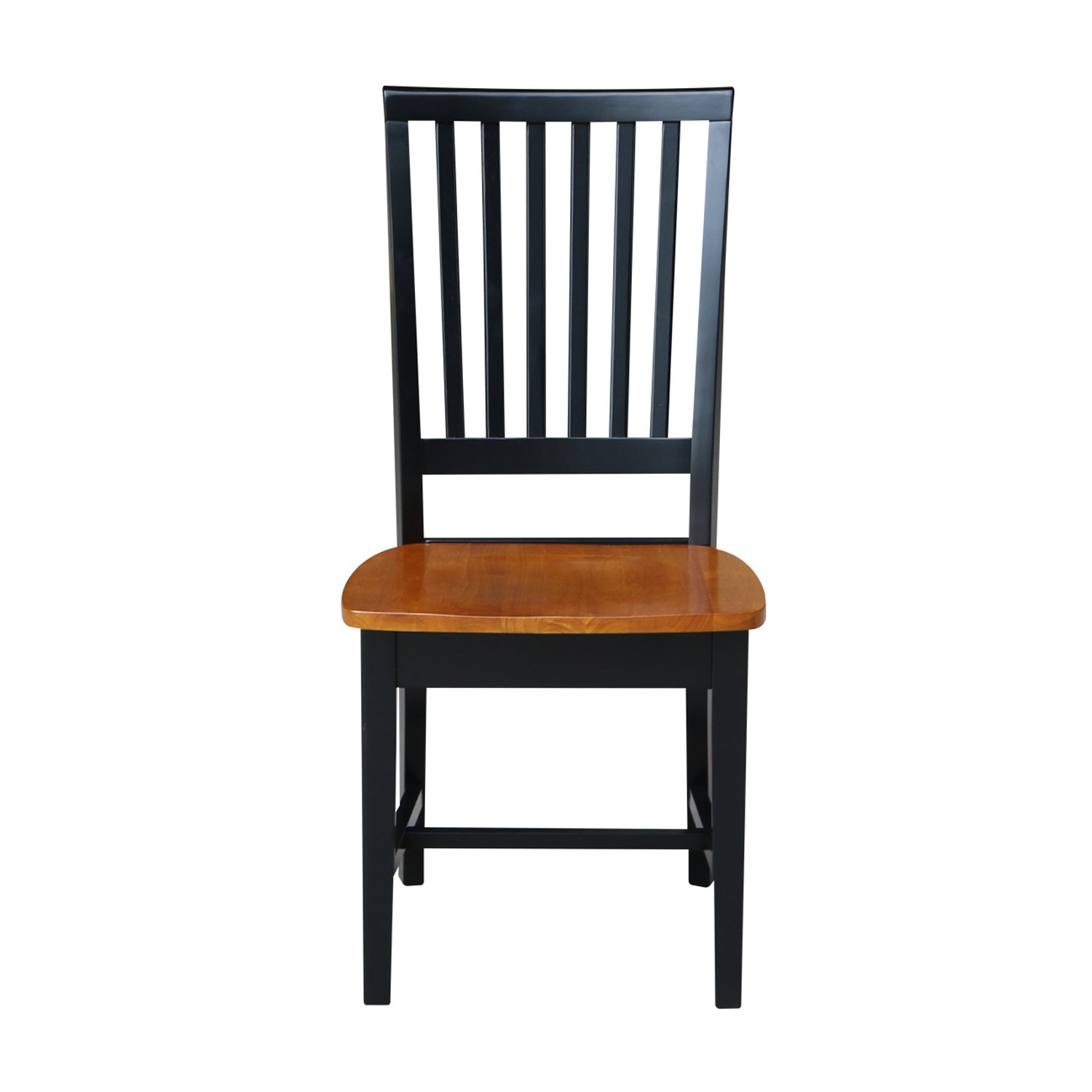 International Concepts Mission Side Chairs, Set of 2