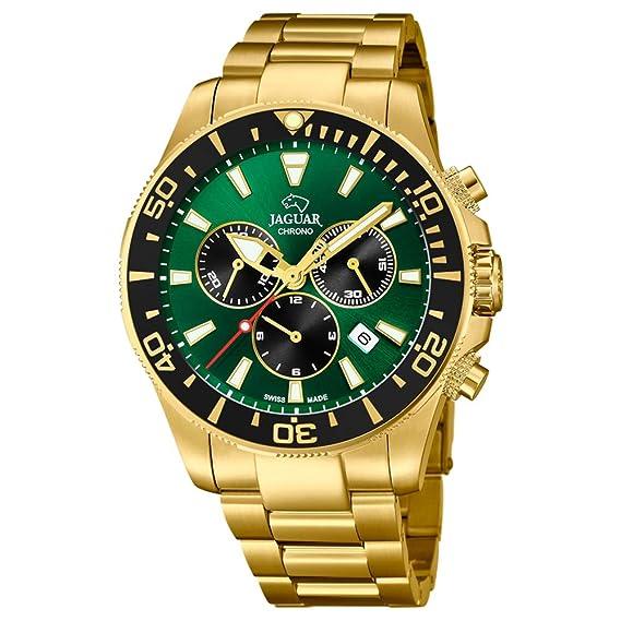 Reloj Suizo Jaguar Hombre J8641 Executive: Amazon.es: Relojes