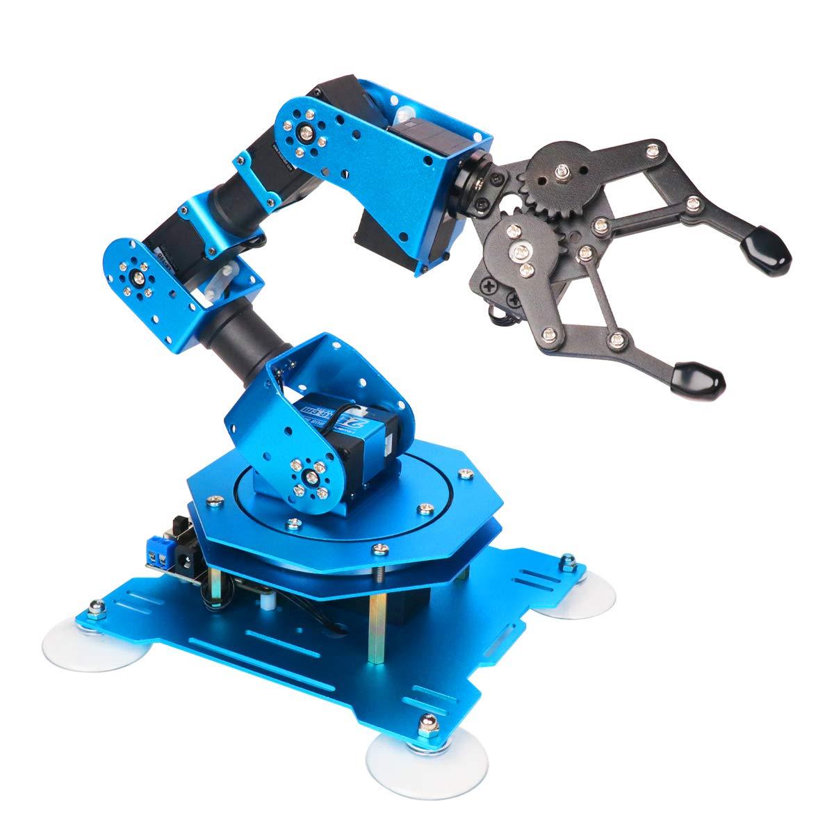 Robot Educativo para armar y programar LewanSoul a
