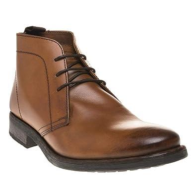 8d7e02b166b Base London NAS Boots Tan  Amazon.co.uk  Shoes   Bags
