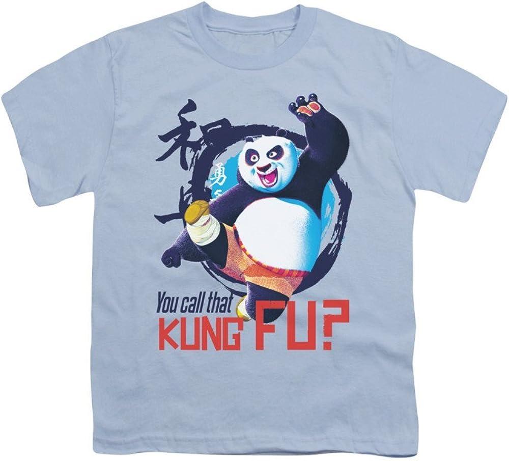 Kung Fu Panda Kung Fu Youth T-shirt