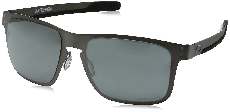 3c3afa5a57 Oakley Holbrook Metal Polarized Iridium Square Sunglasses