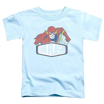Amazon.com: bebé: The Flash – Flash Sign – Camiseta de manga ...