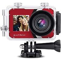 Câmera Selfie, Xtrax, 801021, Vermelha