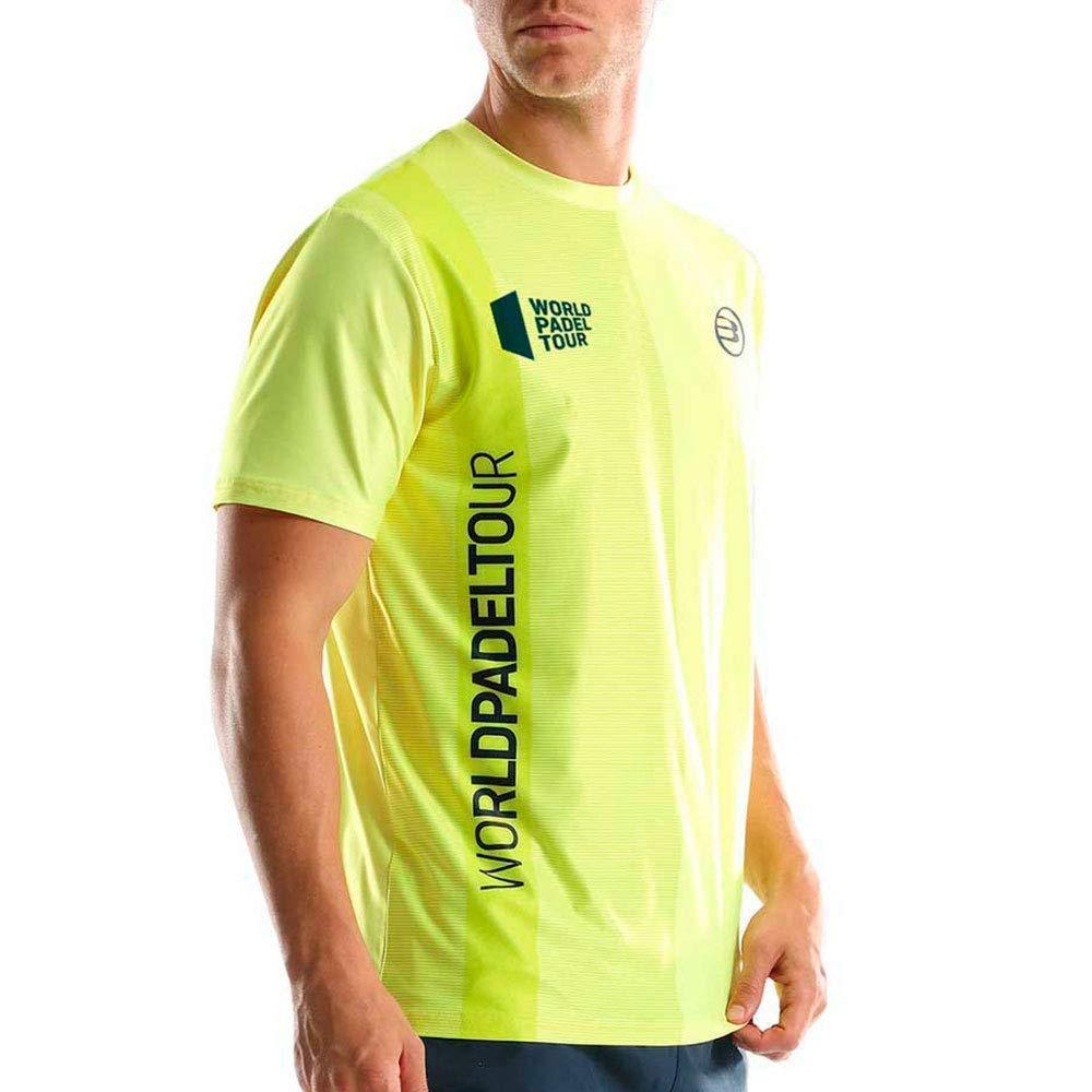 Bullpadel Camiseta TUGO Amarillo: Amazon.es: Deportes y aire ...