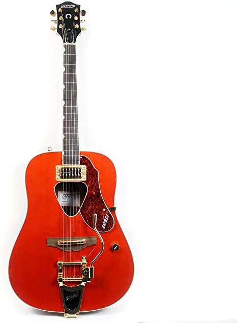 Gretsch G5034TFT Rancher Bigsby · Guitarra acústica: Amazon.es ...
