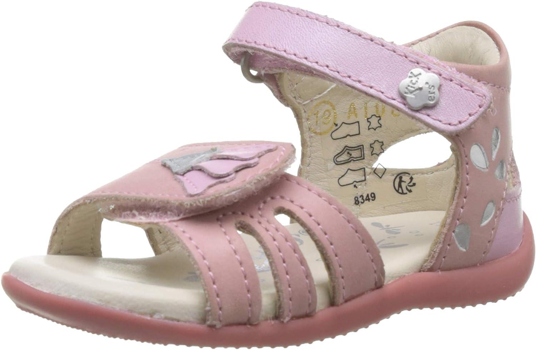 Kickers Bichetta Sandals Girls Pink