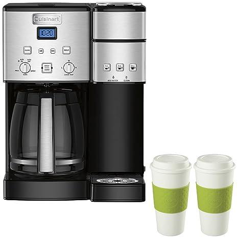 Amazon.com: Cuisinart (SS-15) 12-cup cafetera y cápsula ...