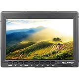 Feelworld FW759 ビデオカメラ 7'' HD IPS 液晶モニター 1280 * 800 HDMI Canon Nilkon Sony デジタル一眼レフカメラ用【並行輸入品】