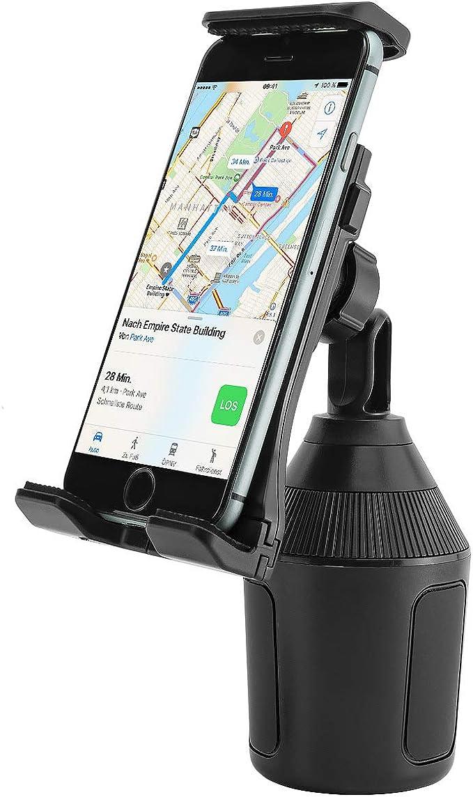 Midgard Universal Kfz Getränkehalter Für Smartphone Elektronik