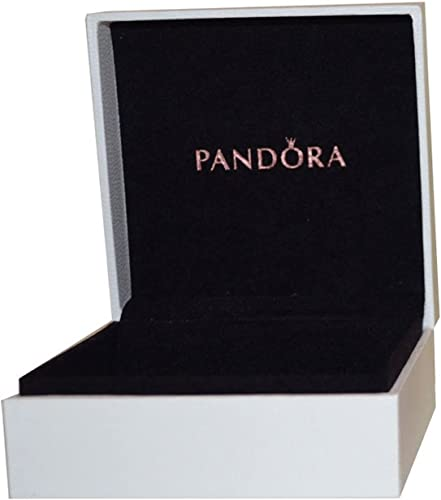 Amazon Com Pandora Small White Gift Box For Charms 2 75 In Jewelry