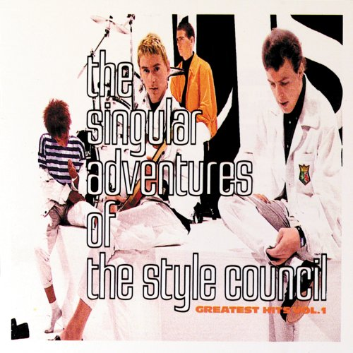 (The Singular Adventures Of The Style Council)