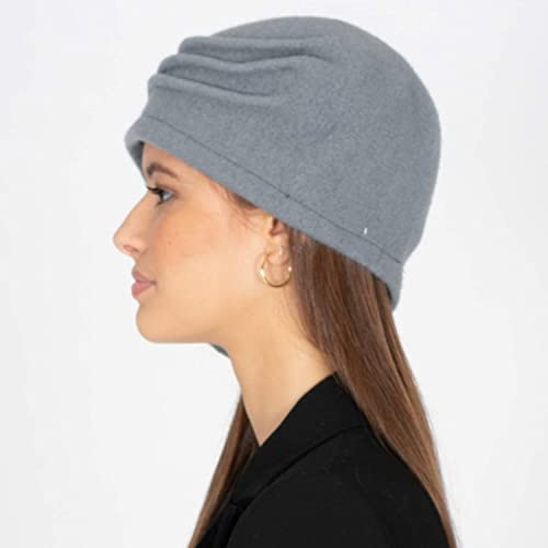 Amazon.com: RACEU ATELIER Grey Downton Abbey Cloche Hat Wool Felt Knitted Retro 1920s Style Laura - Retro Hats - Vintage Caps: Handmade