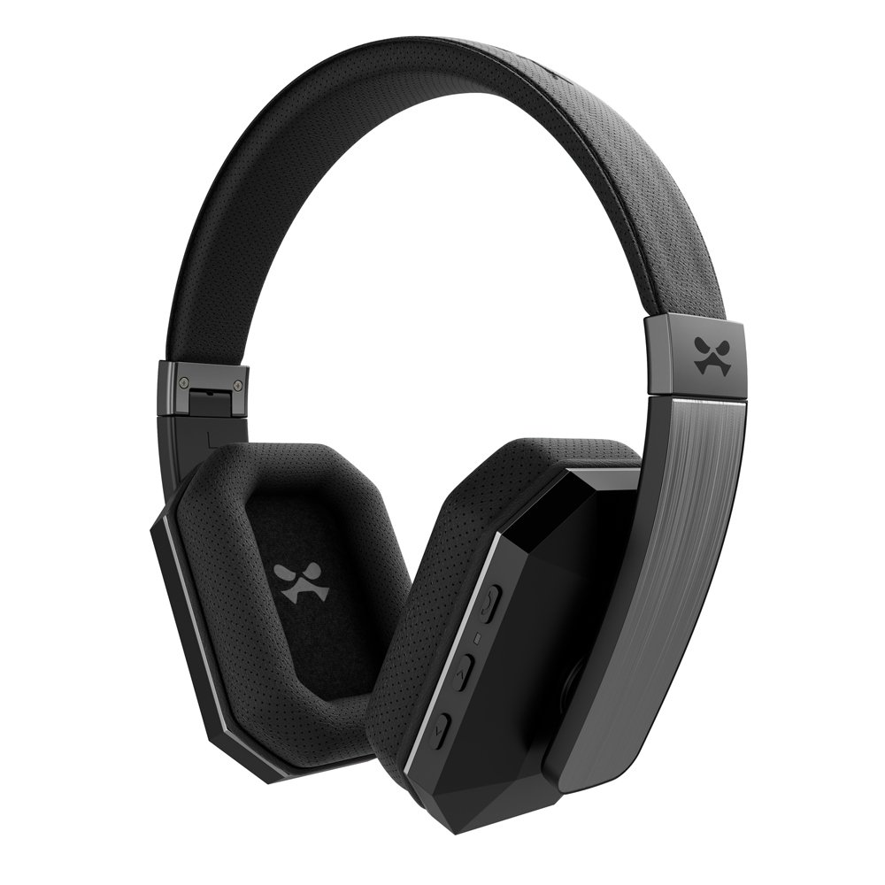 1f77e1562fe Amazon.com: Ghostek soDrop 2 Premium Wireless Headphones | Built-in  Microphone & Controls | Black: Cell Phones & Accessories