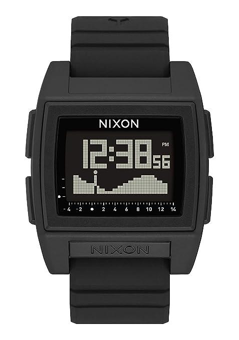 Nixon Herren Digital Tide Watch A1212-000-00