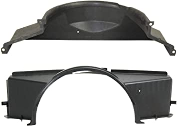 New Front,Lower RADIATOR FAN SHROUD Fits For GMC,Chevy Silverado,Sierra 1500