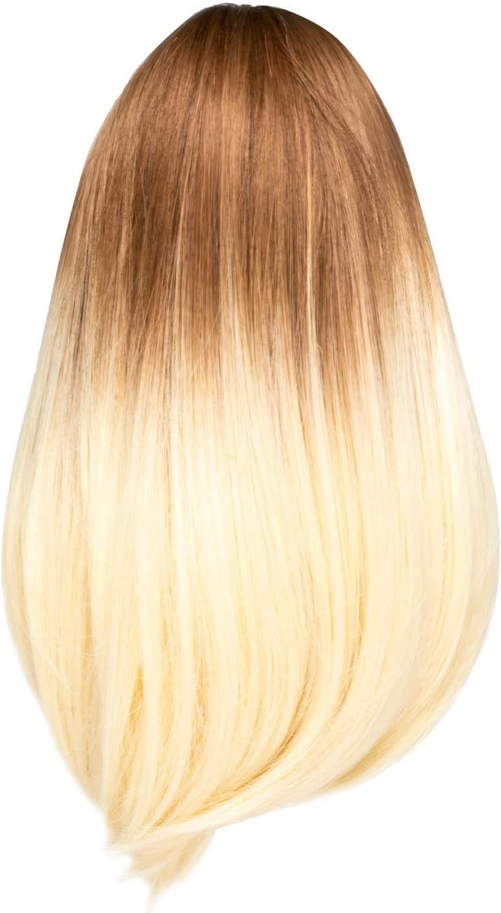 Im A Girly Brown Blond Long Wig