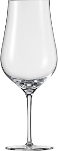 Schott Zwiesel Tritan Crystal Glass Concerto Stemware Collection, Bordeaux, Red Wine Glass Set of 6 , 24.7 oz, Clear
