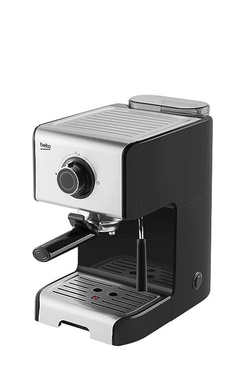 Beko CEP5152B - Cafetera Espresso con espumador de leche, 15 Bares ...