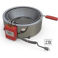 Fritadeira Profissional 7 L Eletronica Tacho Aço Inoxidável (110)