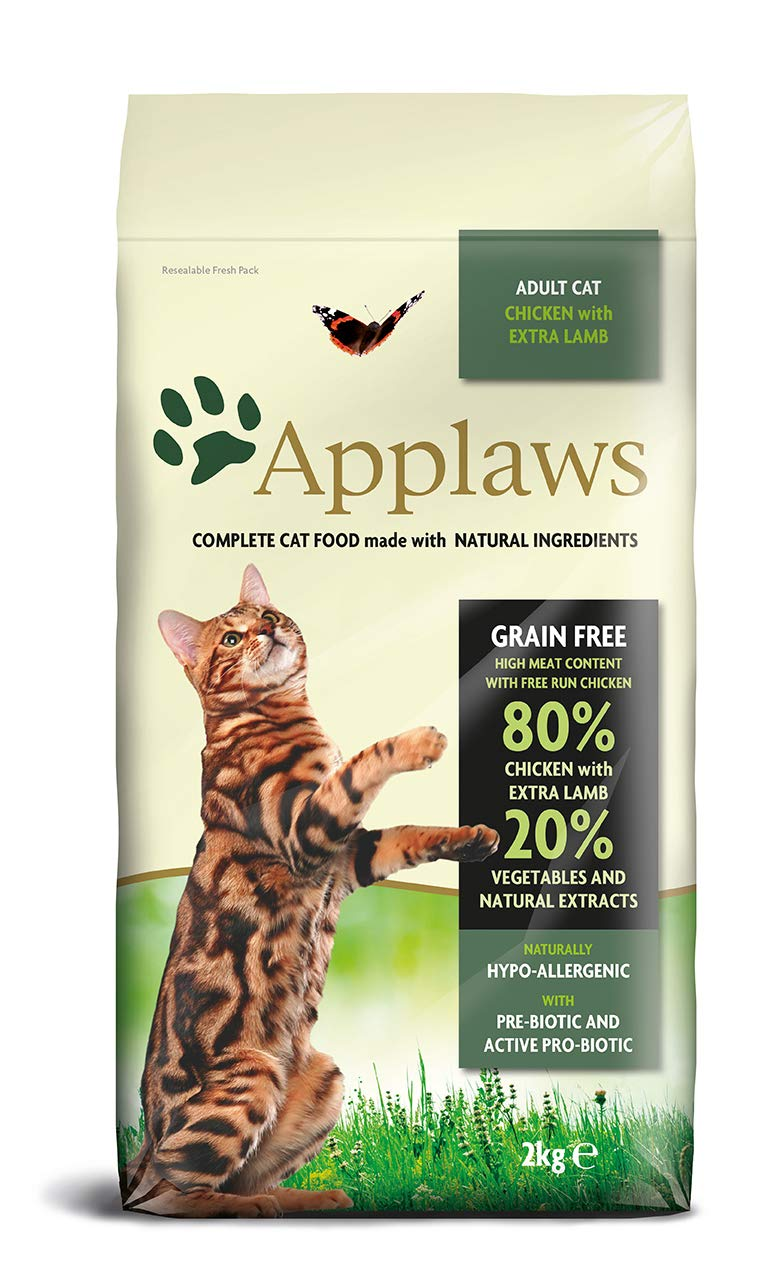 Applaws Poulet Croquette pour Chat 400 g 9100933