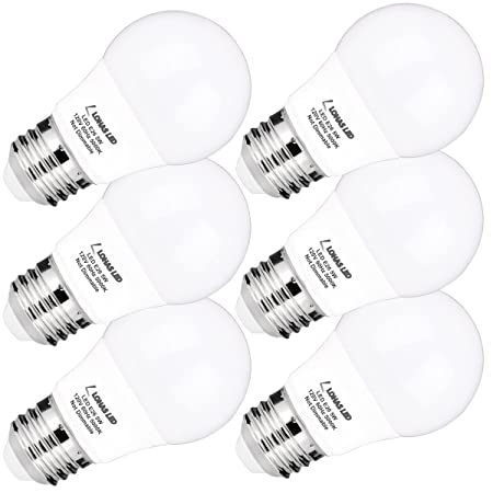 Review A15 LED Bulb, LOHAS