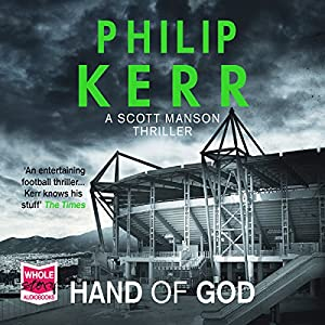 Hand of God Audiobook